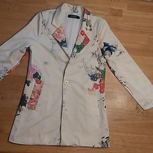 Ladies Asian style dress jacket